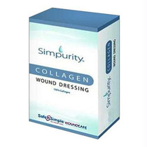 "Simpurity Collagen, 2"" X 2"""
