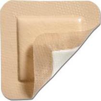 "Mepilex Border Self-adherent Foam Dressing 6"" X 6"""