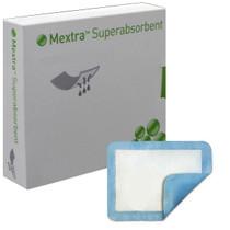 "Mextra Superabsorbent Dressing 4"" X 6"""