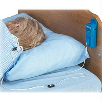 Skil-Care Personal Alarm, For Wheelchair and Bed, Velcro® Bed Attachment Strip