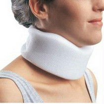 "Contoured Cervical Collar, 3"", Large, Neck 14""-18"""