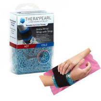"""Therapearl Hot and Cold Therapy Ankle/Wrist Wrap 11"""" x 4"""""""