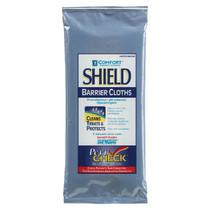 Comfort Shield Barrier Cloths, 3 Pack