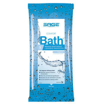 Comfort Bath Cleansing Washcloths