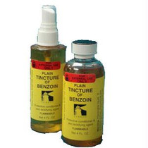 Tincture Of Benzoin Spray, 4 Oz. Bottle