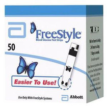 FreeStyle® Blood Glucose Test Strip with Coulometry Technology (Retail)