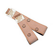 Fitz-all Fabric Leg Straps With Buttons