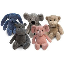 Thermal Aid® Zoo Bear Pink, Designed to Eliminate Pain, Swelling and Fever in Small Children