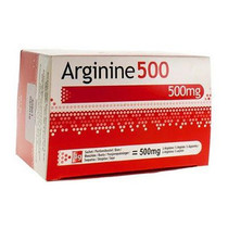Arginine 500 4g Packet