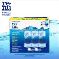 Renu Advanced Formula Multi-Purpose Contact Lens Solution, 12 oz. (Twin Pack)