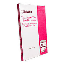 """Reliamed Sterile Latex-free Transparent Thin Film Adhesive Dressing 8"""" X 12"""""""