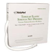 "Reliamed Tubular Elastic Stretch Net Dressing, X-small 5-3/8"" X 25 Yds. (finger, Toe And Wrist)"