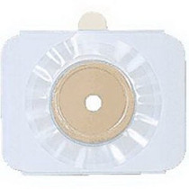 """Two-piece Barrier W/microderm Plus, For 1"""" Stoma - Diabetic Supply Store"""
