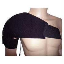 "Sport Shoulder Conductive Garment With (4) 2"" X 3"" Fabric Electrodes, Universal"