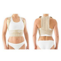 """Neo G Clavicle Brace, Posturex, Large, 33.5"""" to 39.4"""" Circumference"""