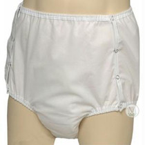 Carefor 1-piece Snap-on Brief With Waterproof Safety Pocket Medium