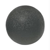 Cando Gel Ball Hand Exerciser, Standard Circular, Black X-heavy