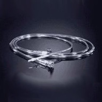 """Scoop Oxygen Hose With Security Clip, 15"""" Upper Length, 50"""" Lower Length"""