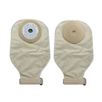 """Nu-Flex Opaque Drain Pouch 7/8"""" Opening Roll-Up with Barrier, 24 Ounce"""