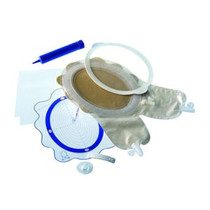 "2-piece Fistula And Wound Management System, Mini 4-1/8"" - 6-1/4"" - Diabetic Supply Store"