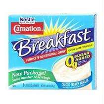 Carnation Breakfast Essentials Light Start Complete Nutritional Drink, Rich Milk Chocolate