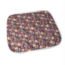"Carefor Deluxe Designer Print Reusable Underpad 23"" X 36"""