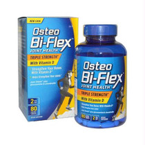 Osteo Bi-flex Triple Strength With Vitamin D Tablets (80 Count)