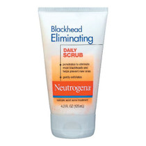 Neutrogena Blackhead Eliminating Daily Scrub, 4.2 Fl Oz - Diabetic Supply Store