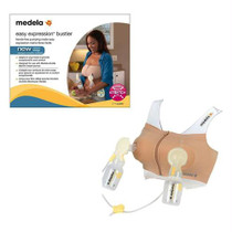 Medela Easy Expression Bustier, Small, Nude
