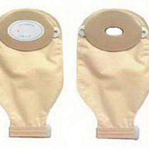 "Nu-flex 1-piece Adult Drainable Pouch Precut Convex 3/4"" X 1-1/2"" Oval"