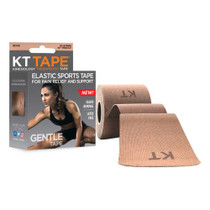 Kt Gentle Cotton Kinesiology Tape - Diabetic Supply Store