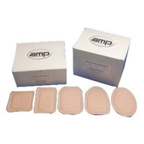 """Ampatch Style Gr With 7/8"""" Round Center Hole"""