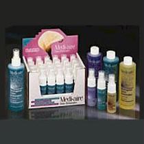 Medi-aire Biological Odor Eliminator 1 Oz. Spray Shelf Pack, Lemon Scented
