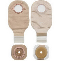 """New Image Two-piece Colostomy/ileostomy Drainable Single-use Kit 2-1/4"""", Lock N Roll - Diabetic Supply Store"""