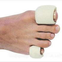 "Tubular Foam Toe Bandage, 12"" X 1"" - Diabetic Supply Store"