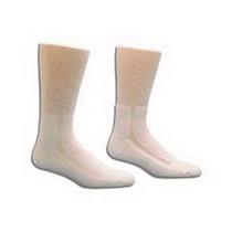 Healthdri Acrylic Diabetic Sock Size 10 - 13, Black