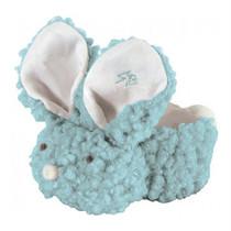 Boo-bunnie Comfort Toy, Woolly Light Blue