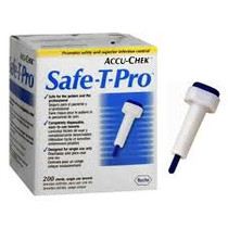Accu-chek Safe-t-pro For Coaguchek (200ct)
