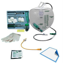 Complete Care, Bardex I.c. Foley Tray With Drainage Bag, 16 Fr