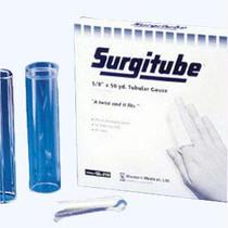 """Surgitube Tubular Gauze Bandage, Size 2 White, 1"""" X 50 Yds. (large Fingers)"""