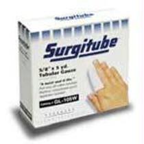 """Surgitube Tubular Gauze Bandage, Size 1p White, 5/8"""" X 50 Yds. (small Fingers And Toes)"""