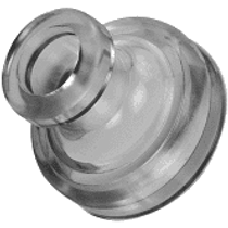 Barton-mayo Tracheostoma Button, Size 14, Regular