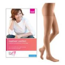Mediven Comfort Panty 20-30,clsd,sz 2, Ebony