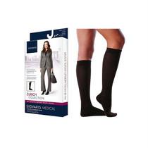 242c Style Merino Wool Calf, 20-30mmhg, Women's, Small, Short, Black