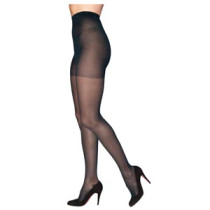 782p Style Sheer Pantyhose, 20-30mmhg, Women's, Small, Long, Nightshade