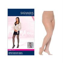 783p Style Sheer Pantyhose, 30-40mmhg, Women's, Medium, Long, Natural