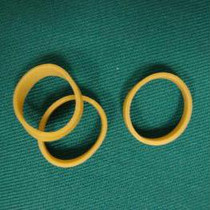 Round Elastic Pouch Closures, Regular Thickness