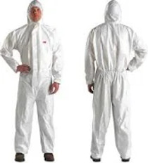Medical Full Body Suit Without Boots. Each Medium