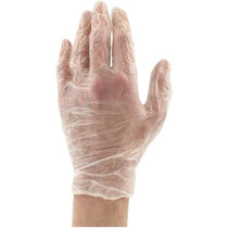 Sysco Reliance Vinyl Gloves X-Large (100 per Box)