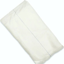 Package Qty: 576/BXDesigned for use where high absorbency is needed for heavy Draining wounds Outer cover constructed of soft non-woven material.